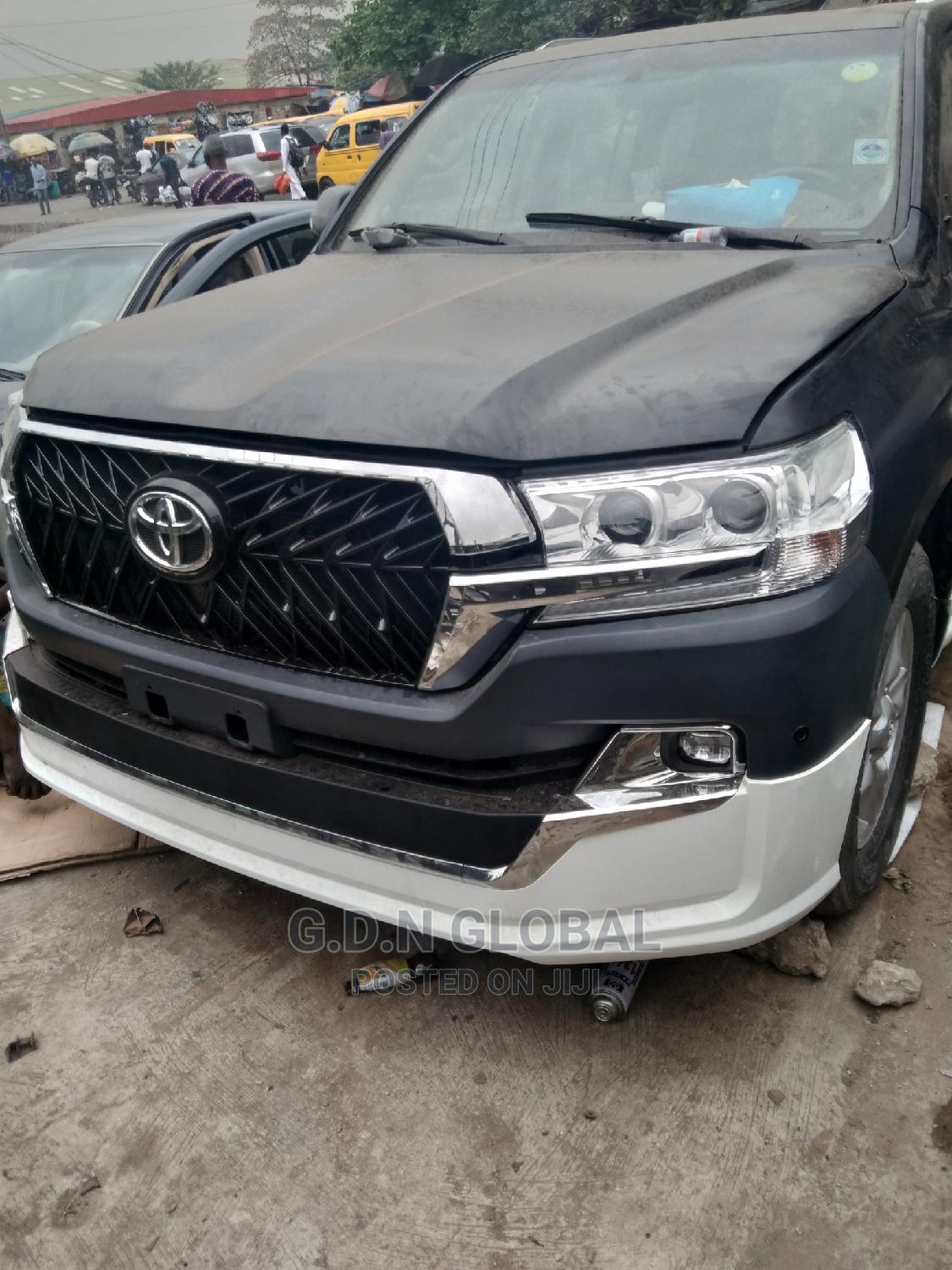Upgrade Your Toyota Land Cruiser 2010 Model to 2020 Model   Vehicle Parts & Accessories for sale in Mushin, Lagos State, Nigeria