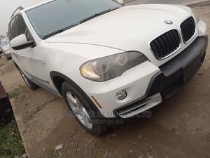 BMW X5 2008 White | Cars for sale in Lagos State, Ifako-Ijaiye