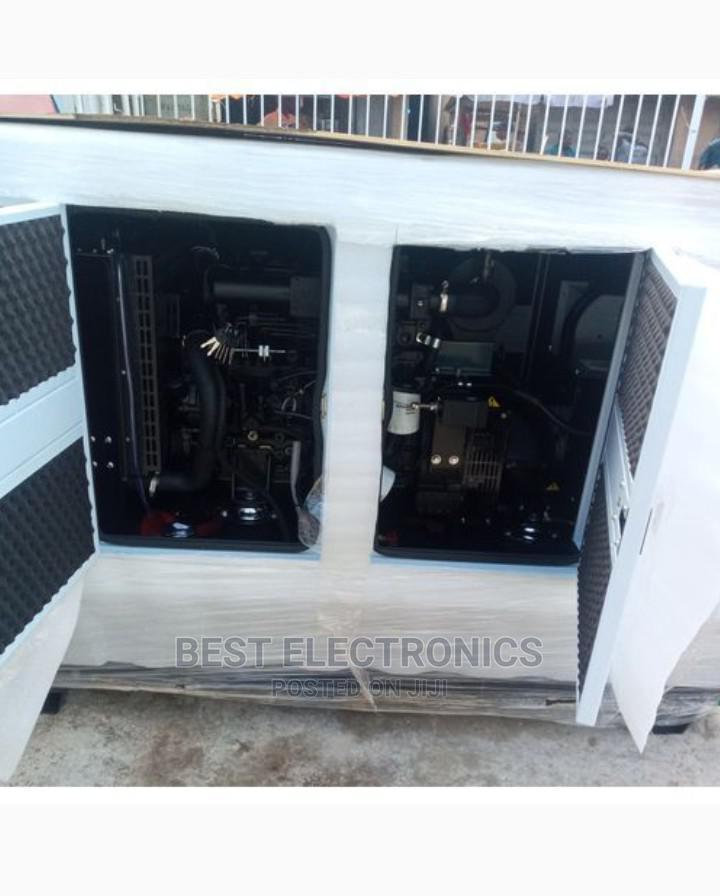 Perkins Soundproof Generator 20kva   Electrical Equipment for sale in Gwarinpa, Abuja (FCT) State, Nigeria