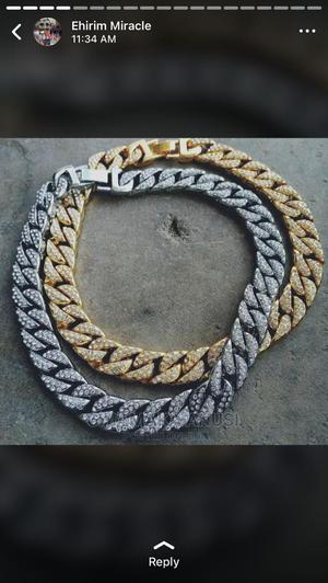 Gold/Silver Neck Chain | Jewelry for sale in Lagos State, Ojo