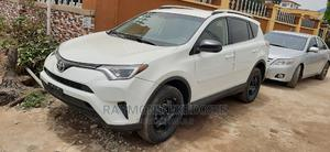 Toyota RAV4 2016 LE AWD (2.5L 4cyl 6A) White | Cars for sale in Lagos State, Ejigbo