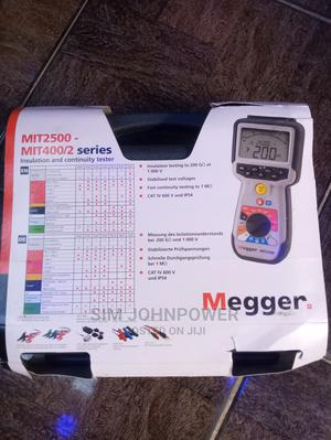 Megger MIT2500 | Measuring & Layout Tools for sale in Lagos State, Ojo