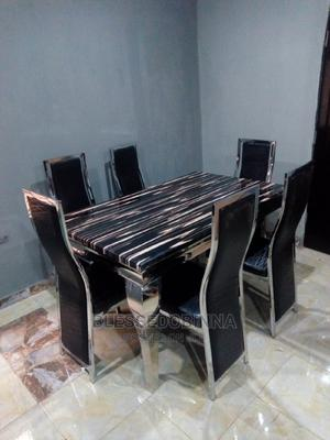 Quality Imported Marble Dining Table | Furniture for sale in Lagos State, Ojo