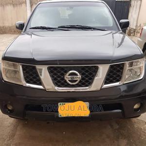 Nissan Pathfinder 2006 Black   Cars for sale in Lagos State, Ojodu