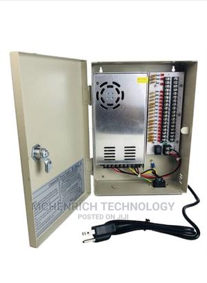 16 Channels Cctv Fused Power Box | Security & Surveillance for sale in Lagos State, Ikeja