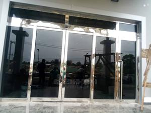 Automatic Slide Door | Doors for sale in Abuja (FCT) State, Central Business District