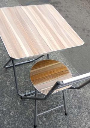 Reading Table and Chair   Furniture for sale in Lagos State, Ikoyi