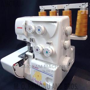 Original Janome Portable Overlocking Machine   Home Appliances for sale in Lagos State, Surulere