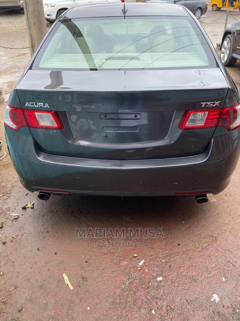 Archive: Acura TSX 2009 Automatic Gray