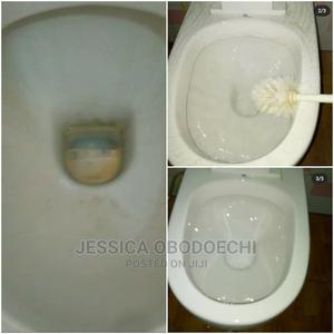 Twinkleen Toilet and Tiles Stains Remover   Cleaning Services for sale in Abuja (FCT) State, Kubwa