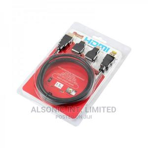 3 in 1 Mini Micro HDMI to HDMI Cable 1.5m   Computer Hardware for sale in Abuja (FCT) State, Wuse