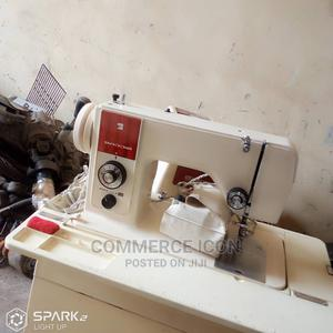 Sewing Machine (Electric Manual) Very Strong UK Used) | Home Appliances for sale in Lagos State, Ikeja