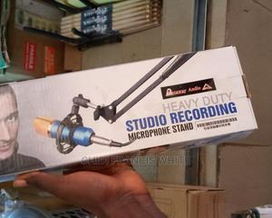 Studio Mic Stand | Audio & Music Equipment for sale in Lagos State, Ojo
