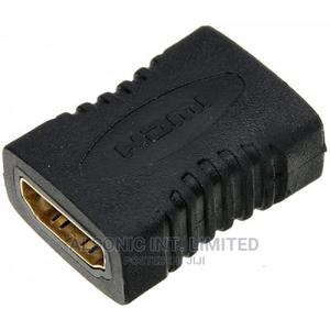 1080P 3D Adapter HDMI Adaptor Female to HDMI Female Cable Co   Computer Accessories  for sale in Abuja (FCT) State, Wuse