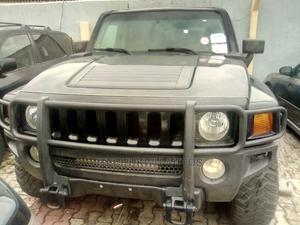 Hummer H3 2007 SUV Luxury Gray | Cars for sale in Lagos State, Ikeja