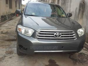 Toyota Highlander 2008 Gray | Cars for sale in Lagos State, Oshodi