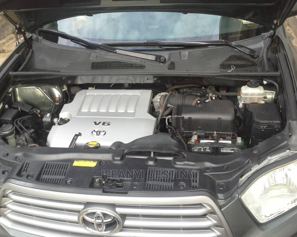 Toyota Highlander 2008 Gray   Cars for sale in Oshodi, Lagos State, Nigeria