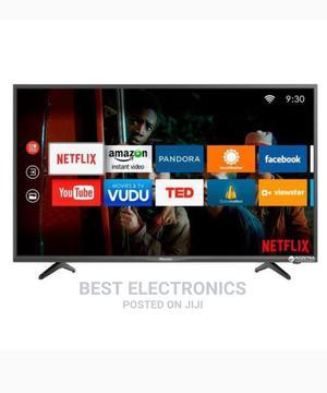 Hisense 55'inches Smart UHD 4K TV-55A7100- Black   TV & DVD Equipment for sale in Abuja (FCT) State, Maitama