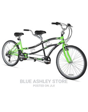 Northwoods Dual Drive Tandem Bike, 26-Inch, Green/Black   Sports Equipment for sale in Lagos State, Lekki