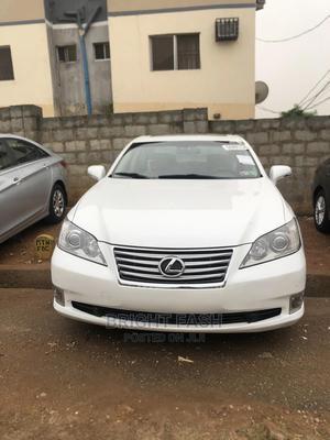 Lexus ES 2012 350 White | Cars for sale in Abuja (FCT) State, Gwarinpa