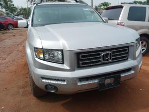 Honda Ridgeline 2007 Silver | Cars for sale in Lagos State, Amuwo-Odofin