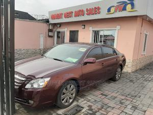 Toyota Avalon 2007 Touring Red | Cars for sale in Lagos State, Surulere