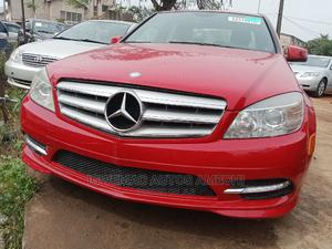 Mercedes-Benz C300 2010 Red | Cars for sale in Lagos State, Amuwo-Odofin