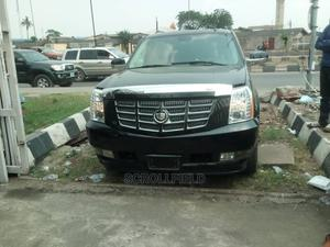 Cadillac Escalade 2008 Black | Cars for sale in Lagos State, Surulere