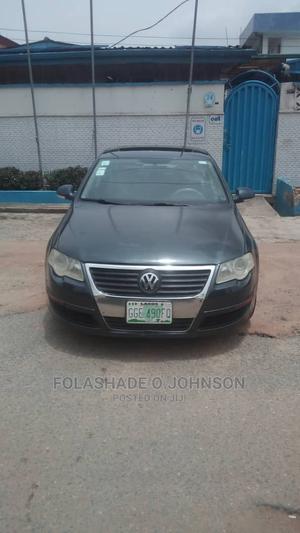 Volkswagen Passat 2007 2.0 FSi Comfortline Gray | Cars for sale in Lagos State, Ogba