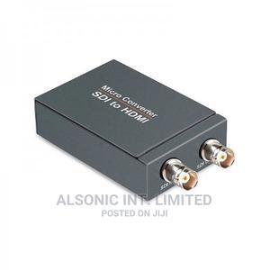 3G Sdi to HDMI Converter Adapter Mini 3G HD Sdi to HDMI Conv | Computer Accessories  for sale in Abuja (FCT) State, Wuse