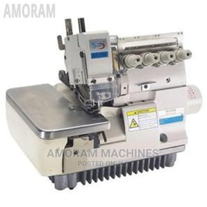 Original Emel Industrial Overlocking 4thread Sewing Machine | Home Appliances for sale in Lagos State, Surulere