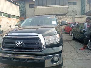 Toyota Tundra 2010 Regular Cab 4x4 Green | Cars for sale in Lagos State, Ikeja