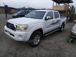 Toyota Tacoma 2007 White | Cars for sale in Lagos State, Amuwo-Odofin
