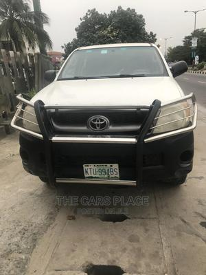 Toyota Hilux 2009 White | Cars for sale in Lagos State, Lekki
