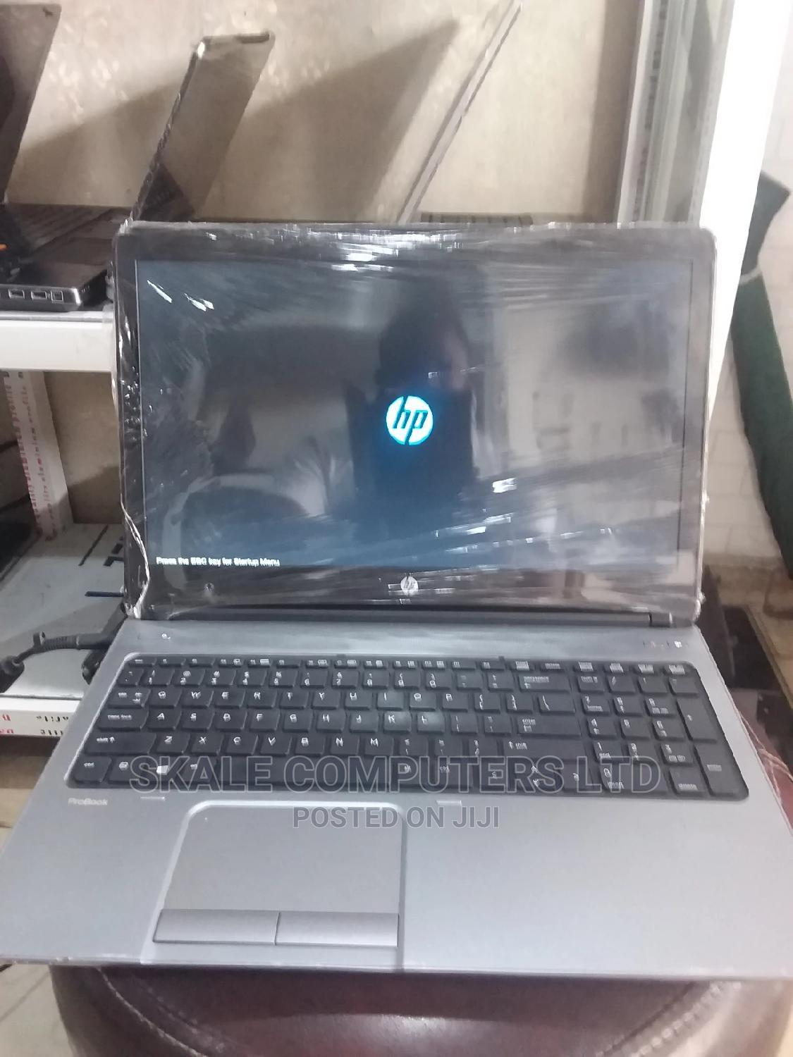 Laptop HP ProBook 650 G1 4GB Intel Core I5 HDD 500GB | Laptops & Computers for sale in Port-Harcourt, Rivers State, Nigeria