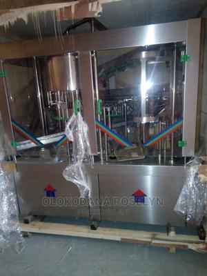 Automatic Water Bottling Machine   Manufacturing Equipment for sale in Lagos State, Amuwo-Odofin