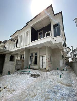 4 Bedroom Semi Detached Duplex in Chevron | Houses & Apartments For Sale for sale in Lekki, Chevron