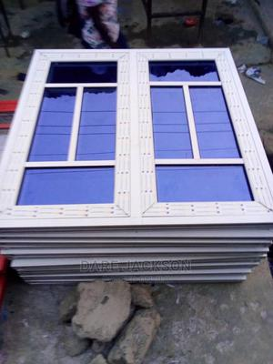 Castment Aluminum Window and Net | Windows for sale in Lagos State, Alimosho