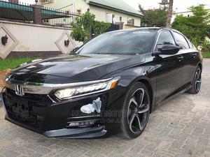 Honda Accord 2019 Black   Cars for sale in Lagos State, Apapa
