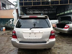 Toyota Highlander 2005 Gold   Cars for sale in Lagos State, Ikeja