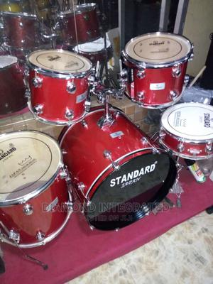 5 Set Standard Drum Set   Musical Instruments & Gear for sale in Lagos State, Ojo