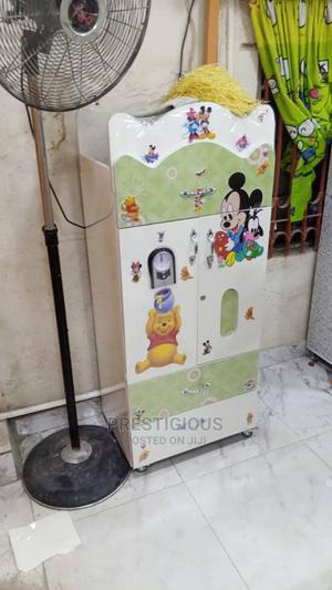Baby Wooden Wardrobe | Children's Furniture for sale in Lagos State, Ilashe