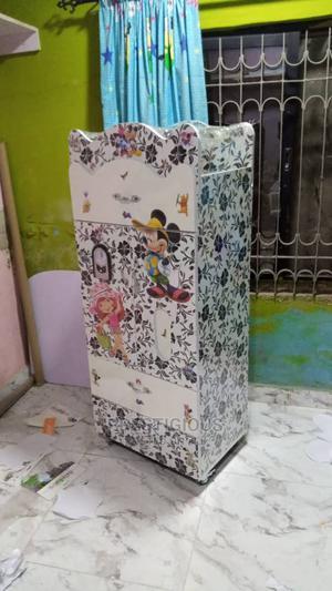 Baby Wooden Wardrobe | Children's Furniture for sale in Lagos State, Victoria Island