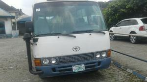 Toyota Coaster 2012 White | Buses & Microbuses for sale in Rivers State, Obio-Akpor