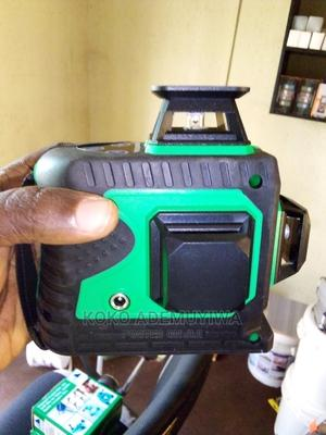 3 Dimension 12lines Self Levelling Green Laser Device | Measuring & Layout Tools for sale in Abuja (FCT) State, Central Business District