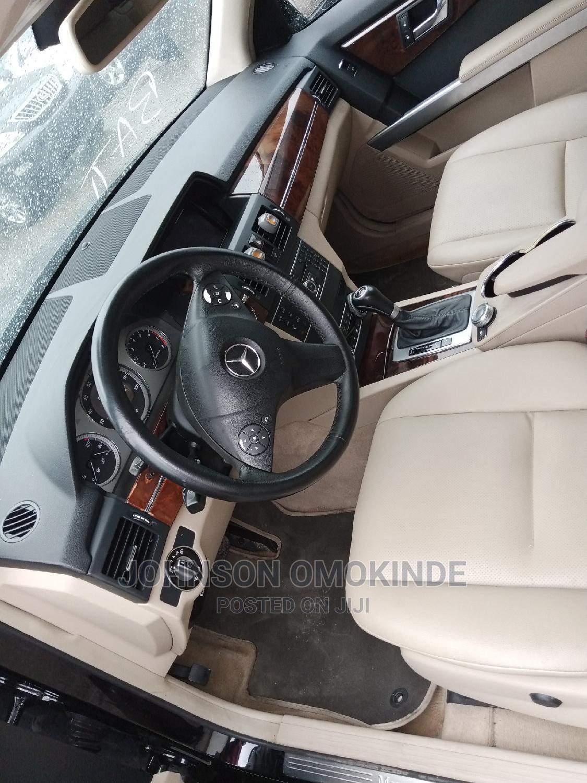 Mercedes-Benz GLK-Class 2010 350 4MATIC Black   Cars for sale in Apapa, Lagos State, Nigeria