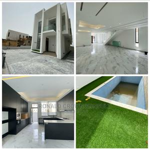 Luxury 5 Bedroom Duplex With Pool and Bq | Houses & Apartments For Sale for sale in Lekki, Ikota