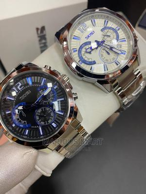 SKMEI Watch With Active Chronograph   Watches for sale in Lagos State, Oshodi