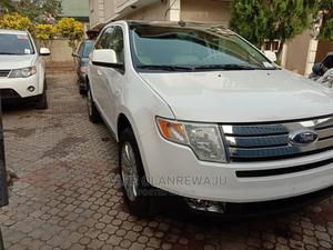 Ford Edge 2010 White | Cars for sale in Lagos State, Magodo