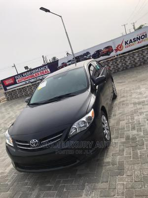 Toyota Corolla 2013 Black | Cars for sale in Lagos State, Ajah